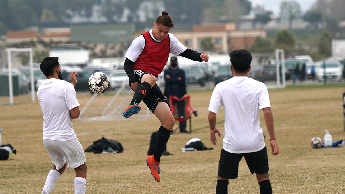 One hundred and fifth youths show off their talent in Oceanside to try for a spot on the San Diego Loyal.