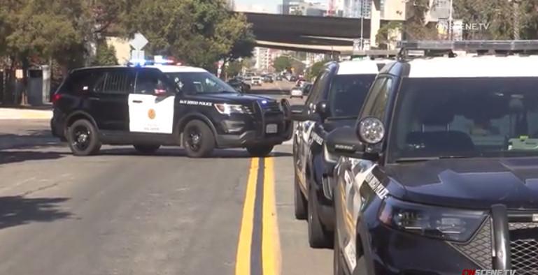 San Diego Police Shooting