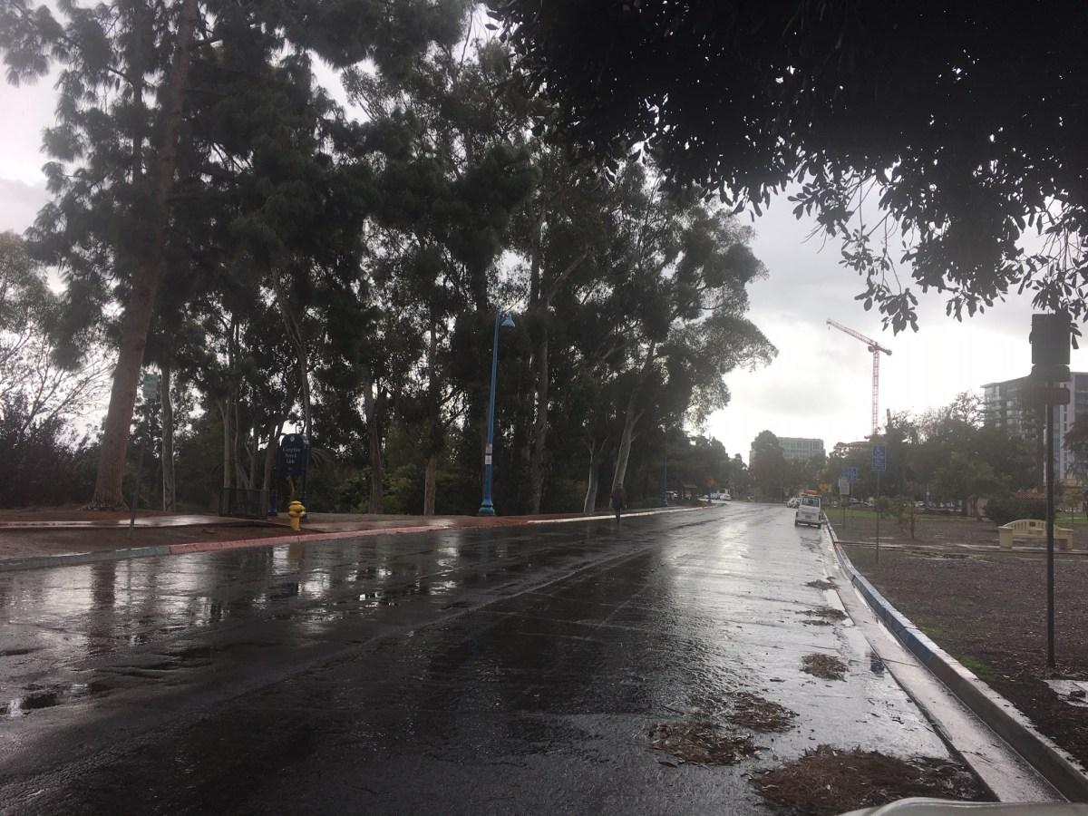 Rain rainy day storm