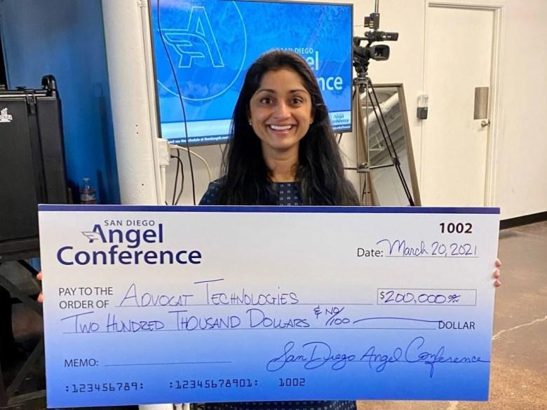 Pradyna Desh, chief executive officer of Advocat Technologies