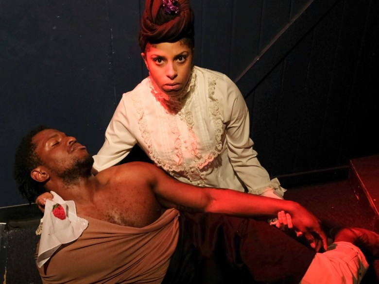 "A scene from ""Harlem Duet"""