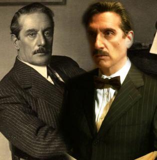 Hershey Felder with Puccini.