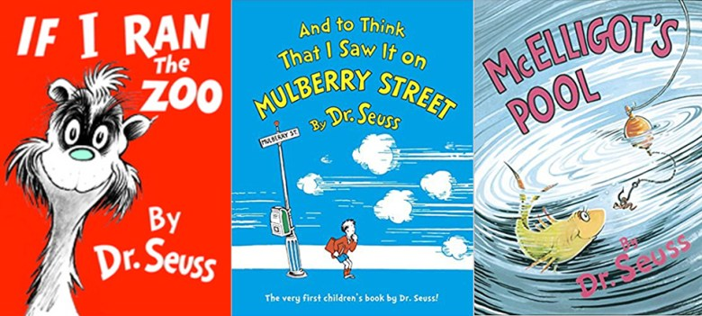 Dr. Seuss Books removed from publication