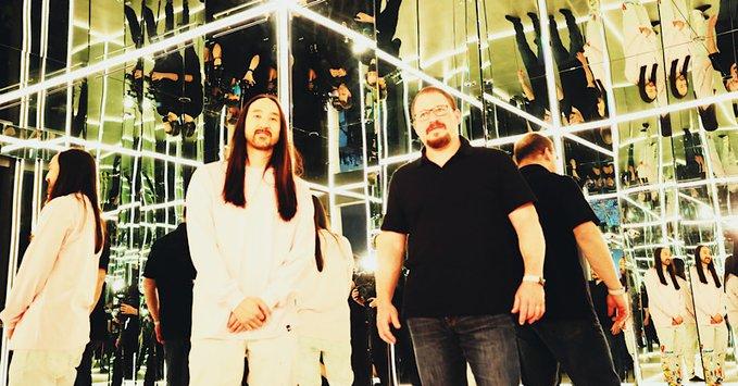 Steve Aoki + Cristiano Amon