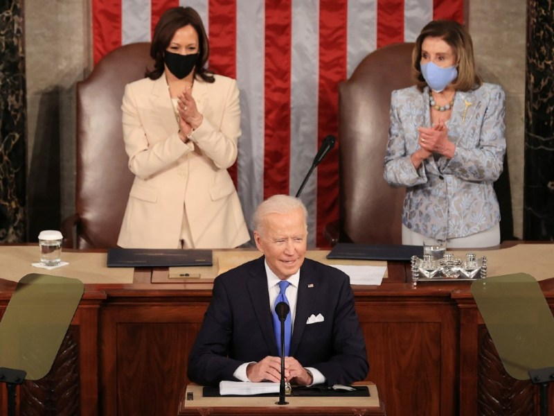 President Biden addresses Congress