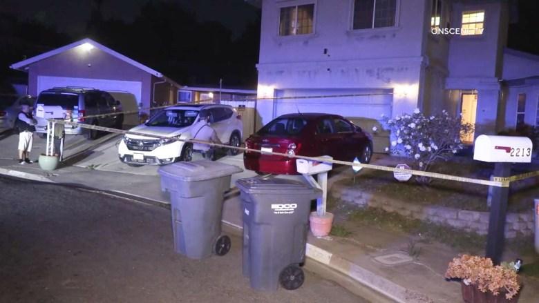 Lemon Grove crime scene