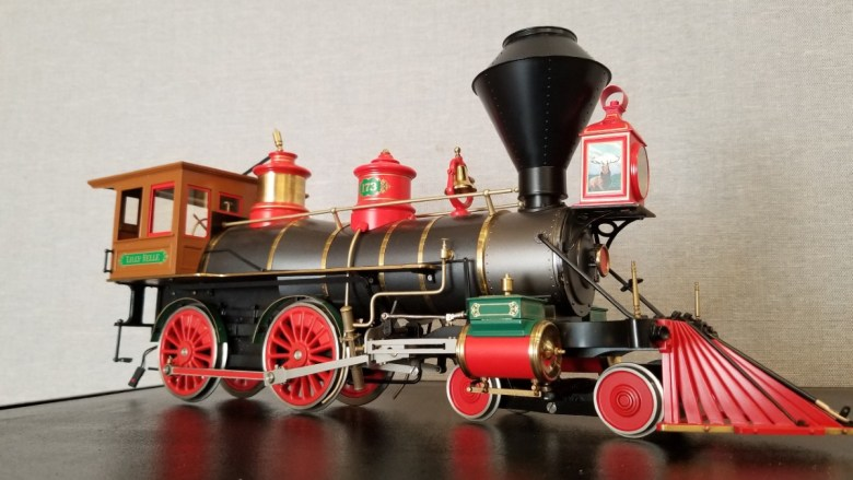 Walt Disney's locomotive