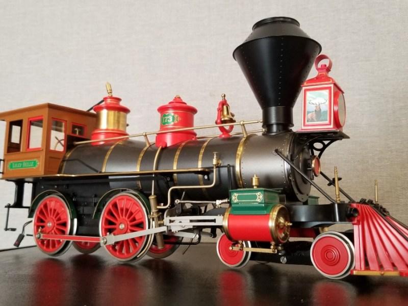 Walt Disney's locomotive