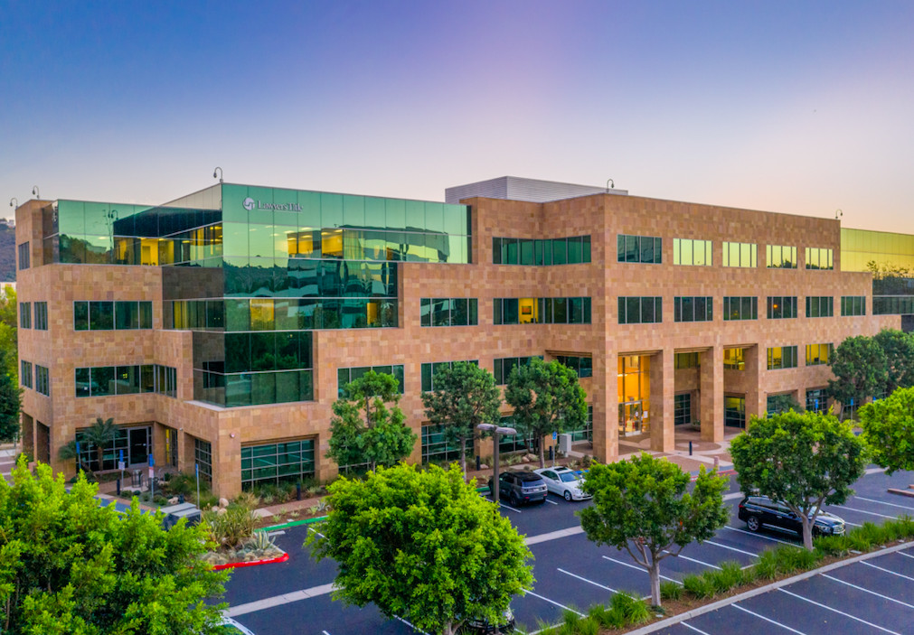 Commercial real estate Mission Valley