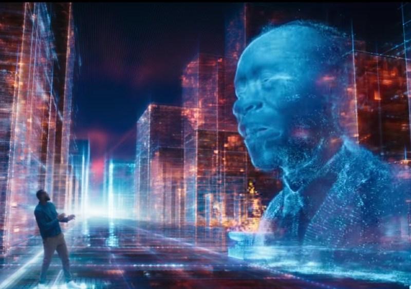 """Scene from """"Space Jam 2"""""""