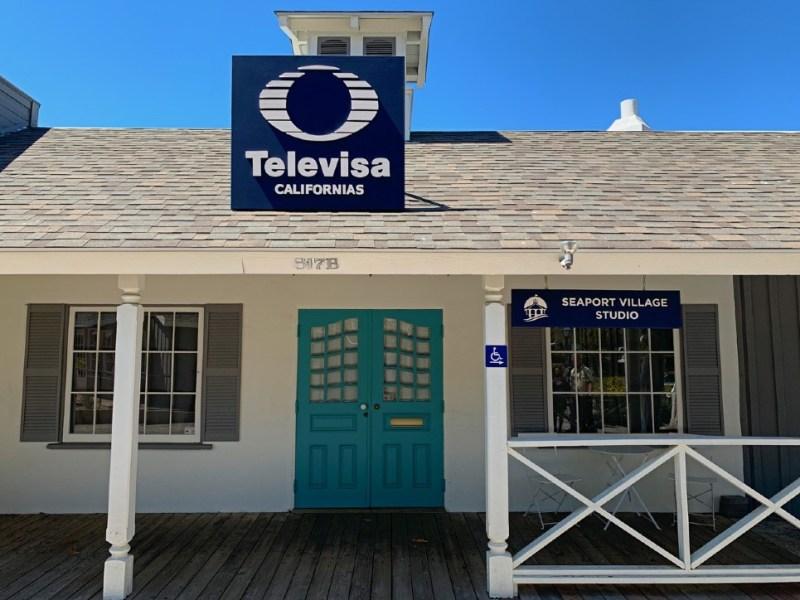 Televisa studio