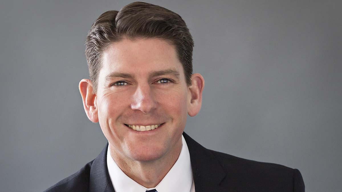 Christian Willis, new CEO of the Grossmont Healthcare District.