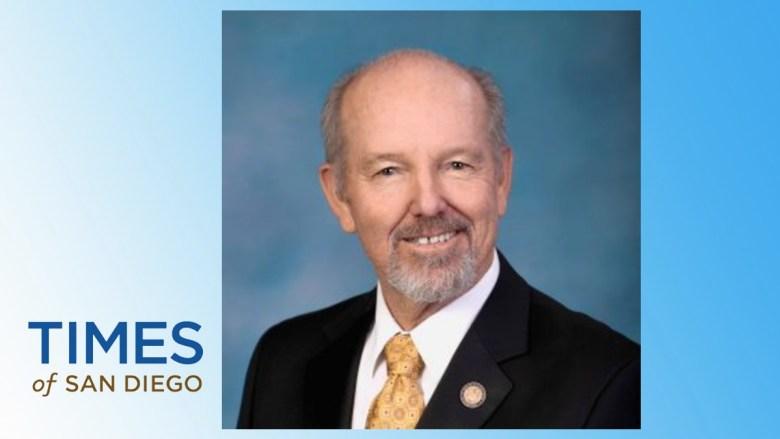 Riverside County Supervisor Jeff Hewitt