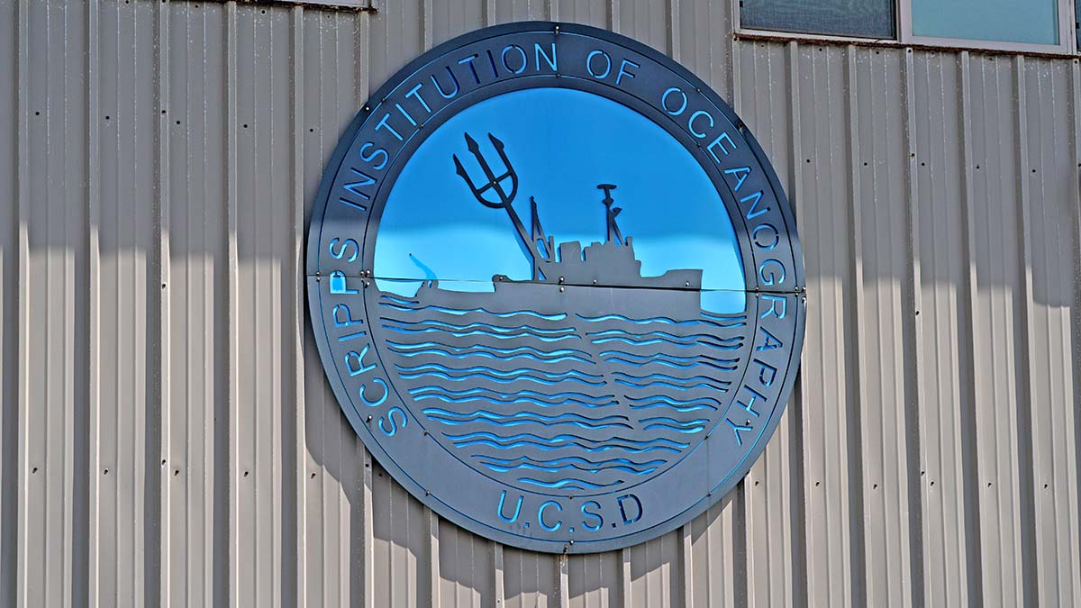 Scripps Institution of Oceanography. Photo by Chris Stone
