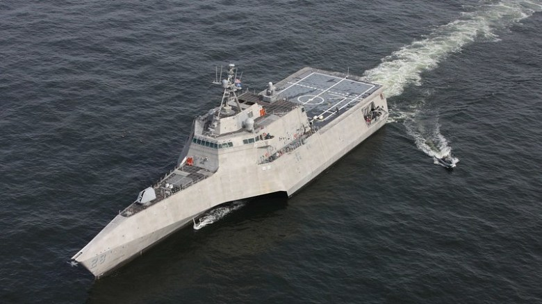 Future USS Savannah