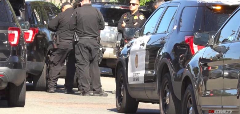 Barrio Logan Homicide Investigation