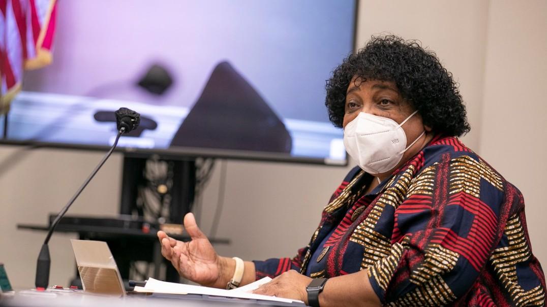 Dr. Shirley Weber