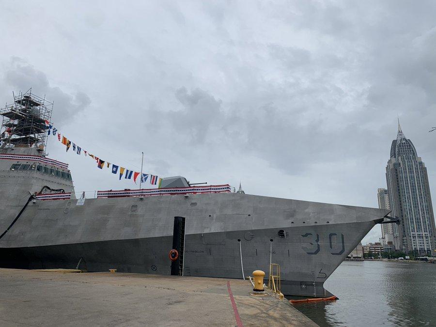 Future USS Canberra