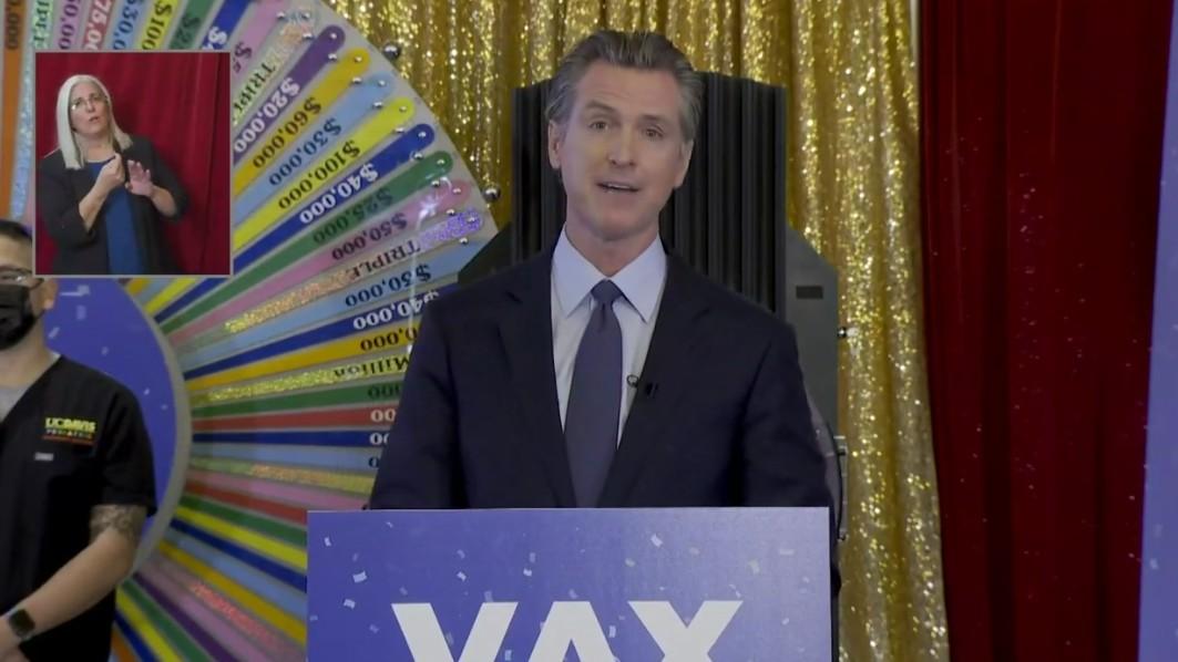 Gov. Newsom announces winners
