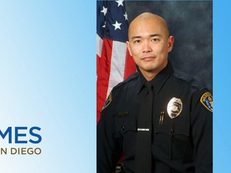 San Diego Police Department Officer Shot