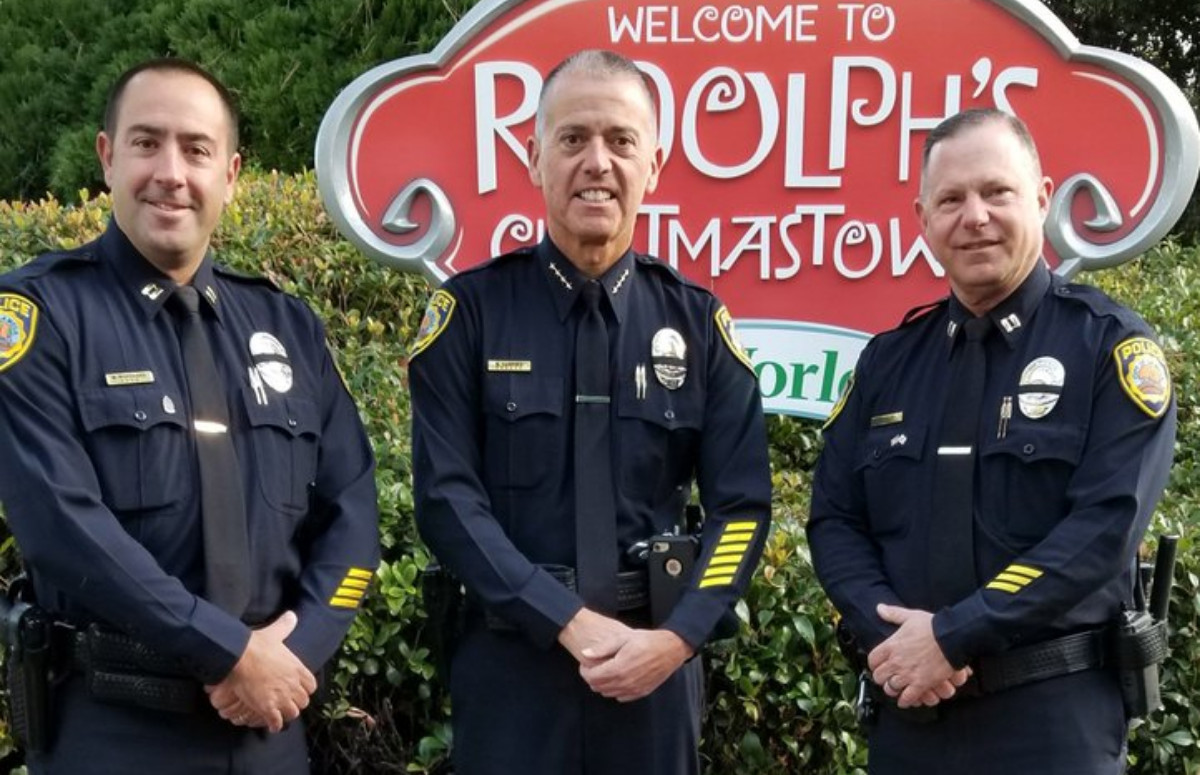 La Mesa police
