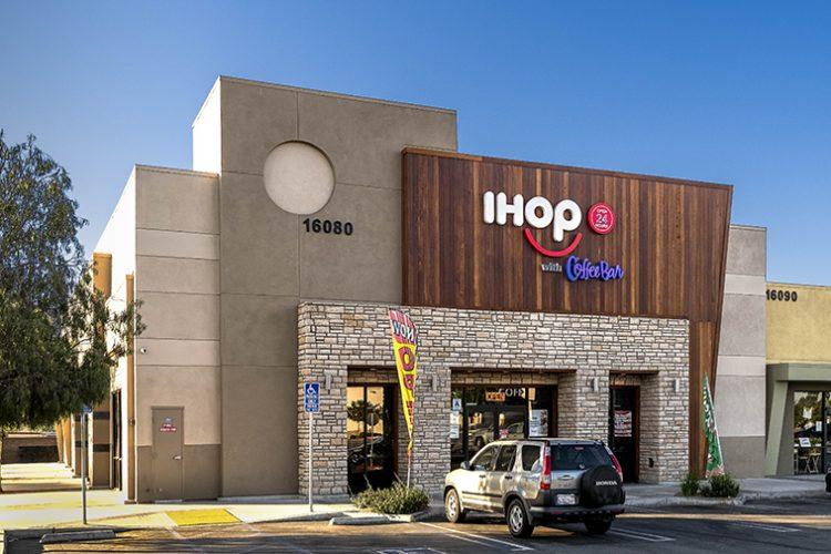 IHOP restaurant in Riverside County