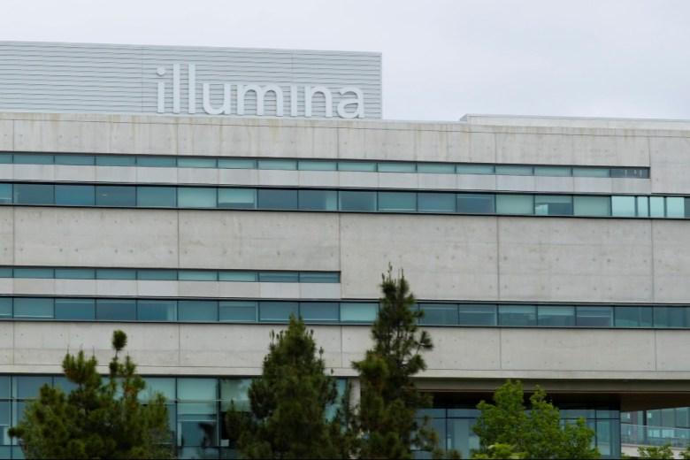 Illumina building