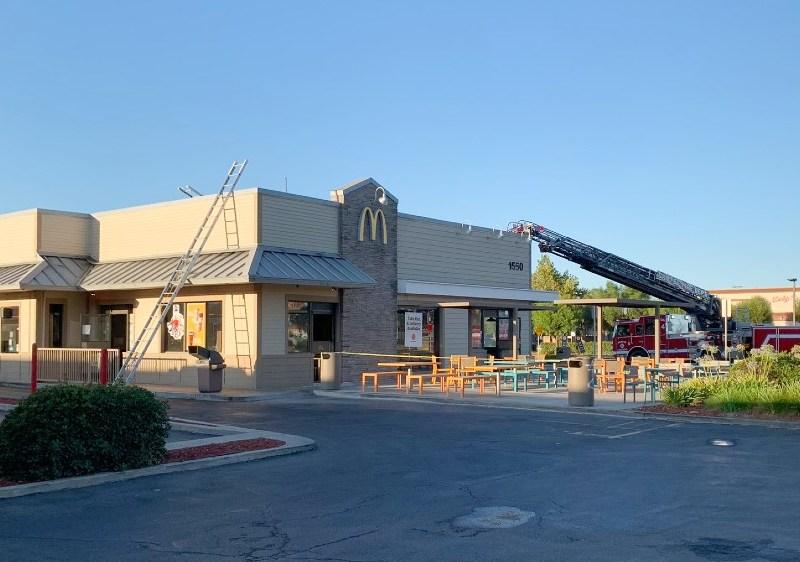 McDonald's in Ramona