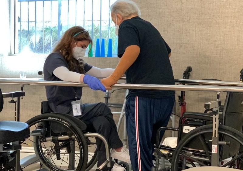 Assisting a PACE participant