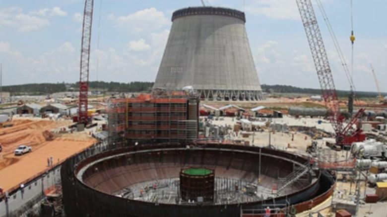 New reactors under construction