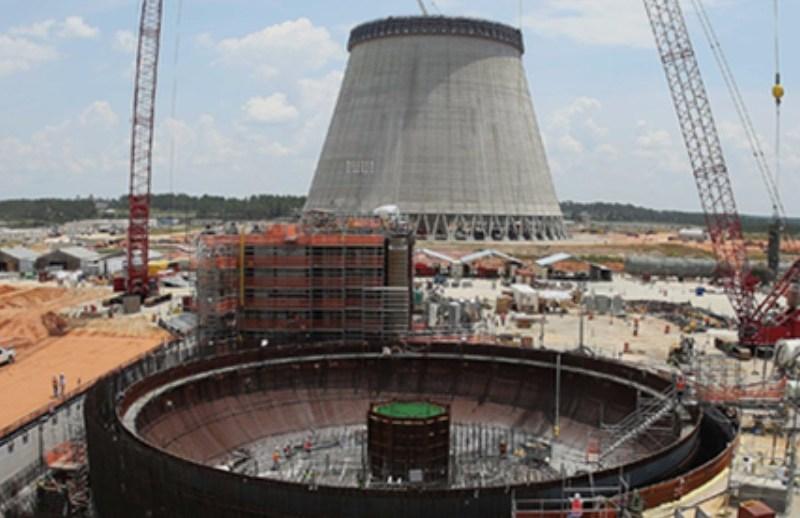 New reactors under construciton