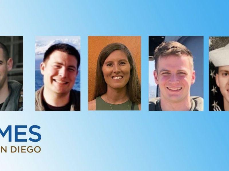 Navy Crash Victims