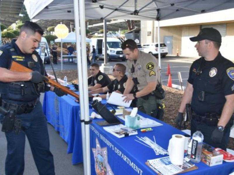 Sheriffs Department South Bay