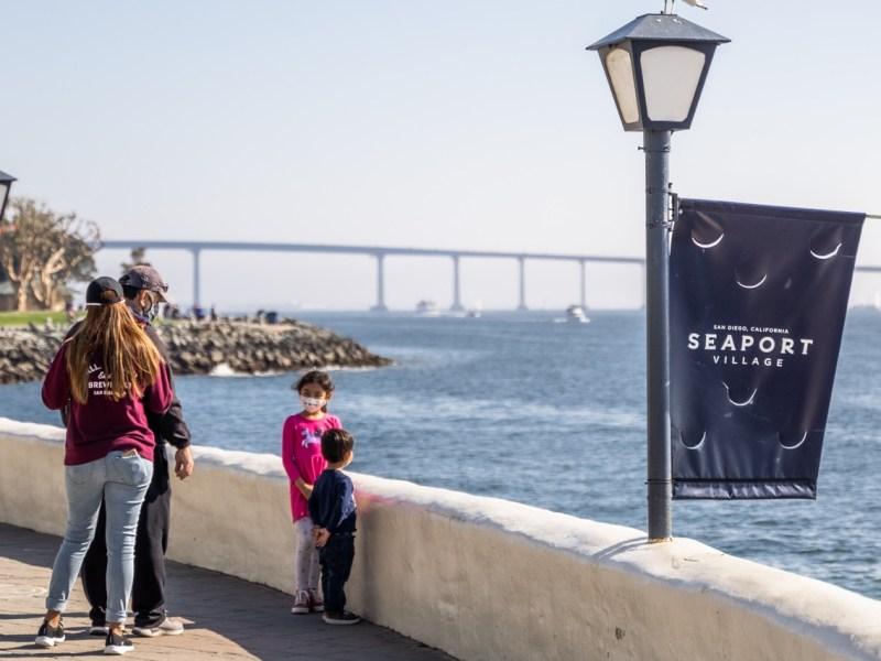 Seaport Village Port of San Diego