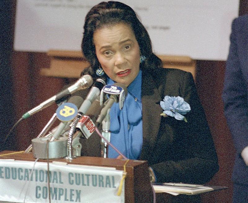Coretta Scott King