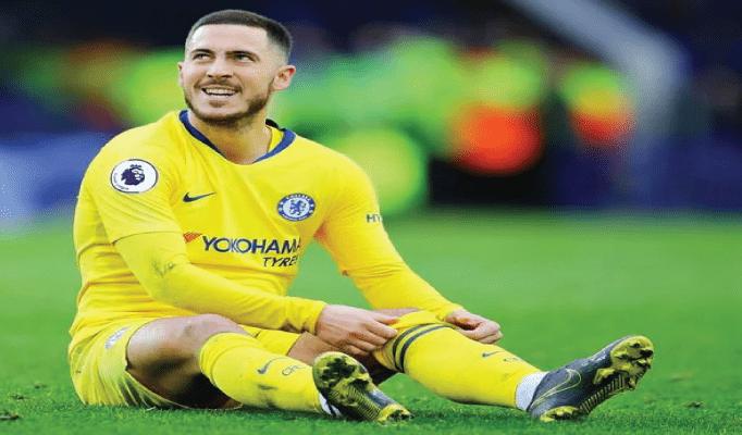 Hazard to leave Chelsea?