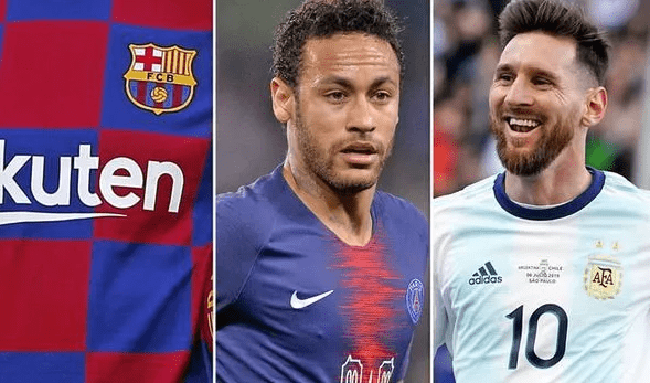 Neymar concerned about Barcelona transfer as PSG make private Lionel Messi accusation