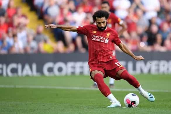 Liverpool 3-1 Arsenal AS IT HAPPENED: Mohamed Salah brace maintains perfect record