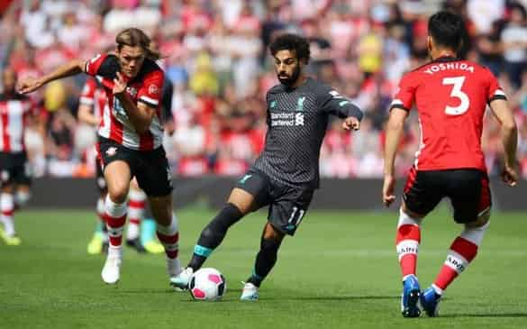 Southampton 1-2 Liverpool AS IT HAPPENED: Sadio Mane stunner helps nervy Reds to victory