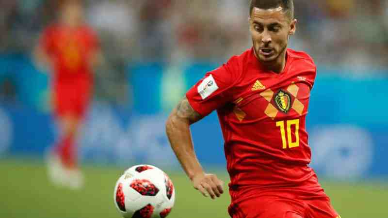Injured Hazard brothers ruled out of Belgium qualifiers