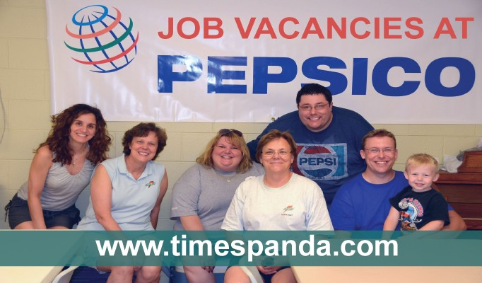 MANY JOB VACANCIES AT #PEPSICO  ( #PEPSICOJOBS)