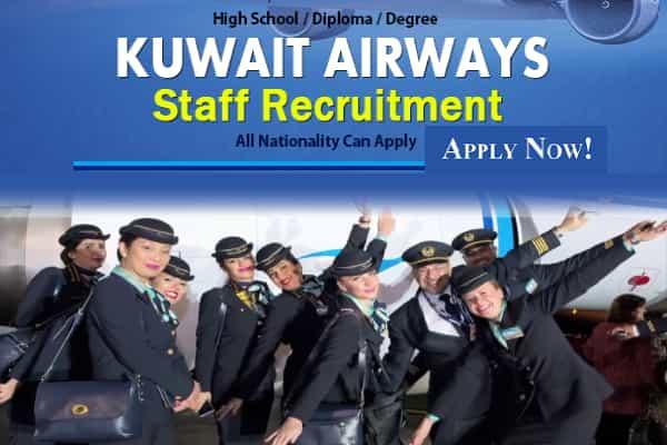 Kuwait Airport Supermarket Jobs