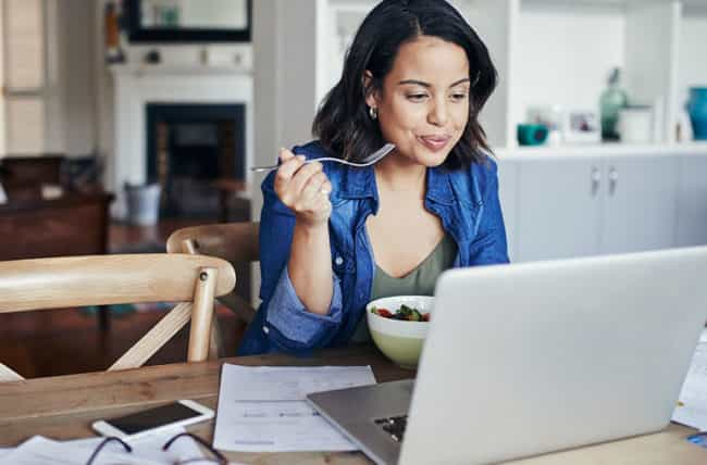 Why do we have to stay healthy at work?