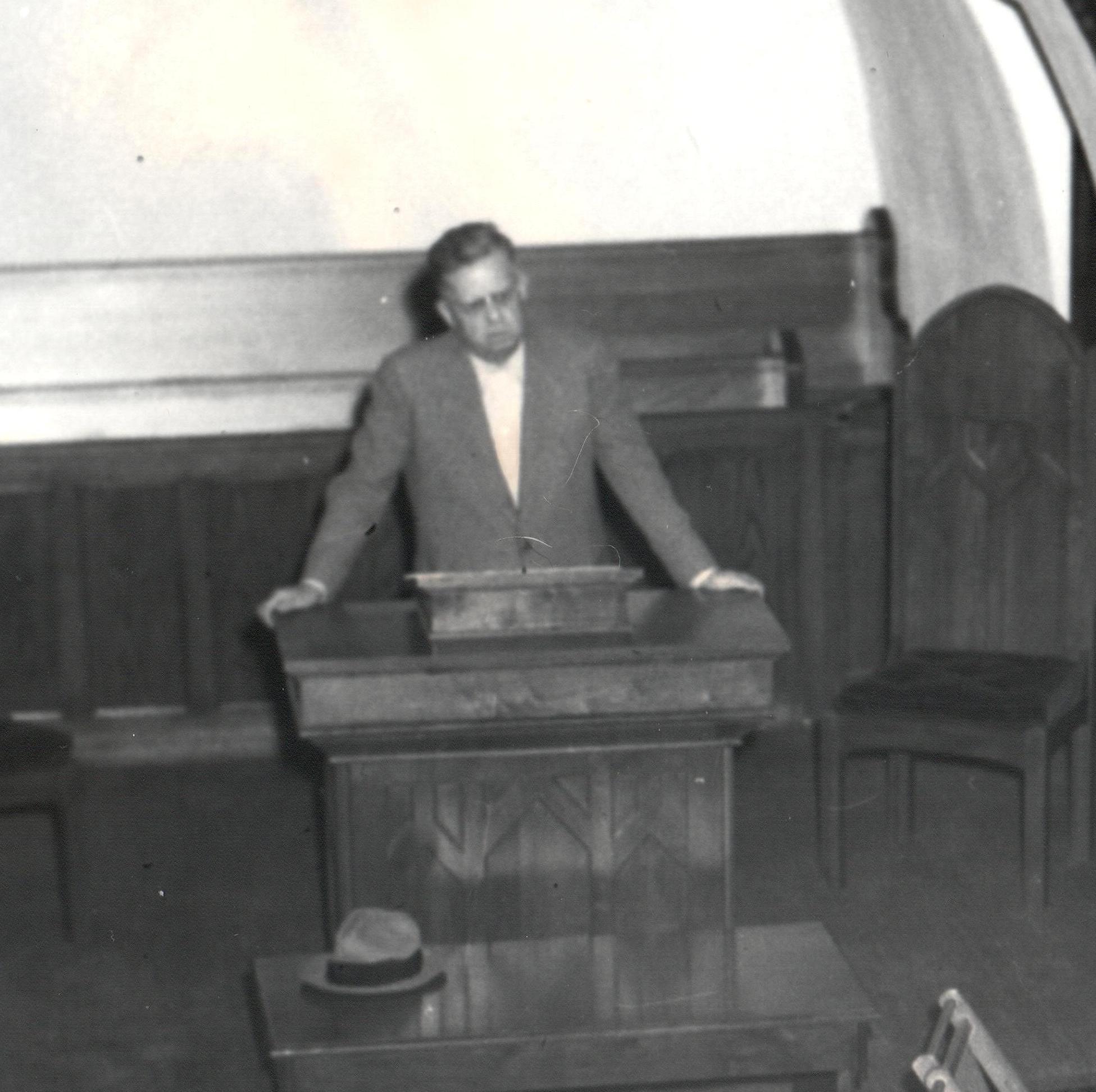 Frank Luther Mott, 1951