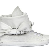 shoe key trend ss13, SNEAKER PURE WHITE