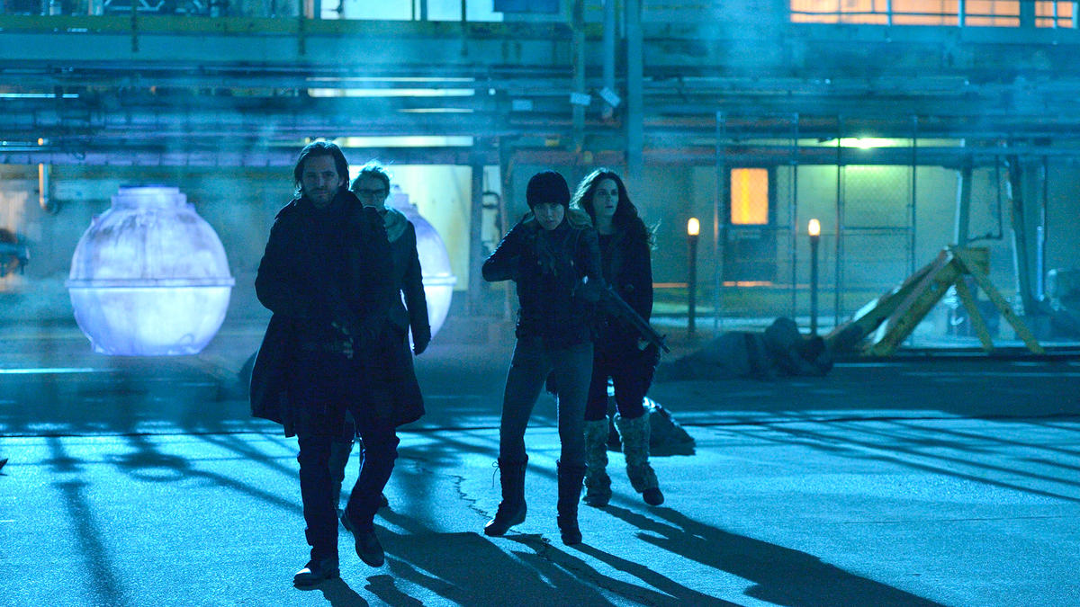 12 Monkeys – Recap of Season 2 Episode 13