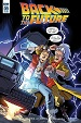 Cover of Back to the Future #9