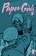 Cover of Paper Girls #8