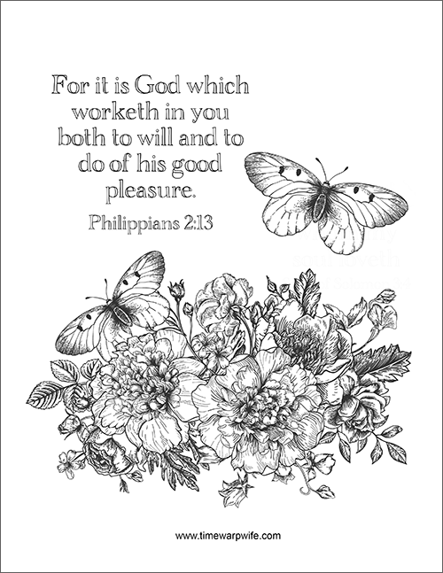 Bible study philippians week 3 part 1 time warp wife, love one another coloring page