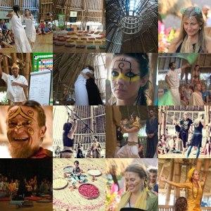 Sacred Mayan Theatre Bali 2012 at Fivelements